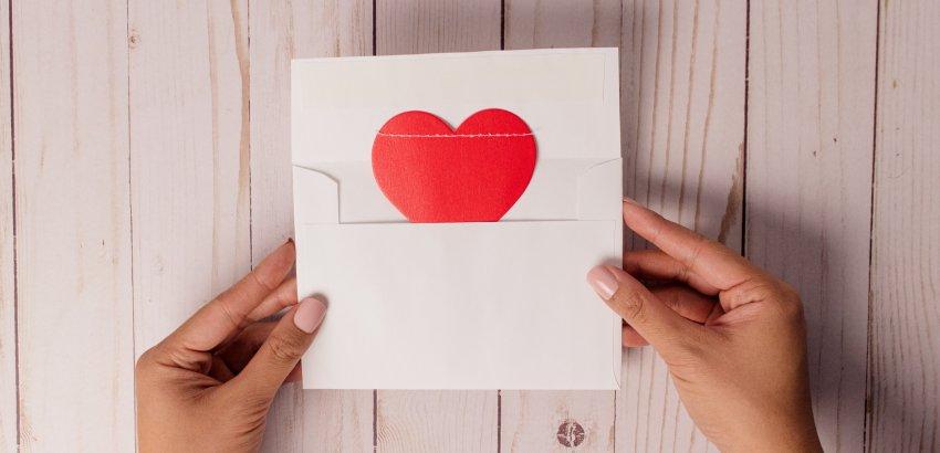 愛あるお手紙の届け方