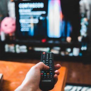 テレビを観よう